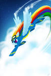 Rainbow Crash!