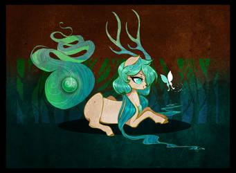 Forest Tide by OpalAcorn