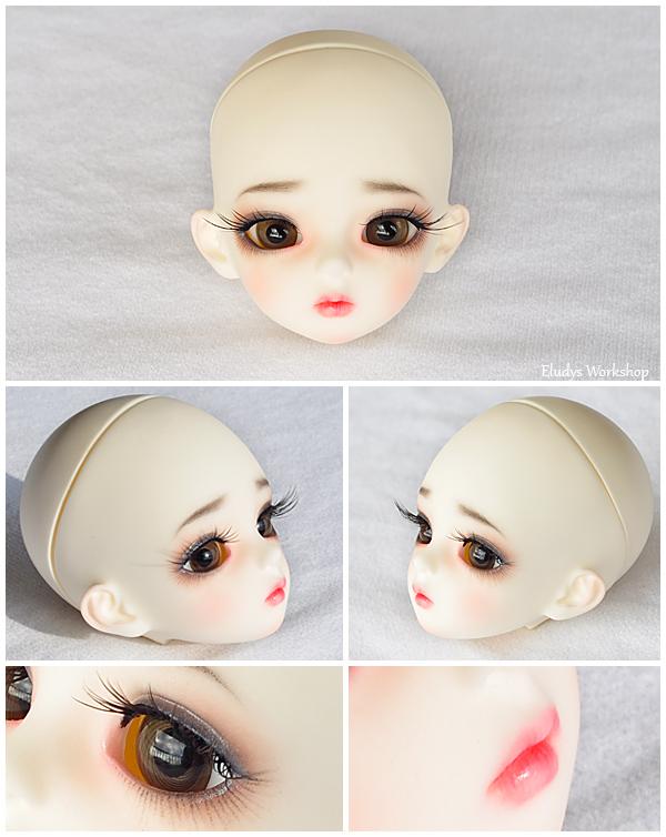 Dollndoll Heart Bubble for riceballl by Eludys