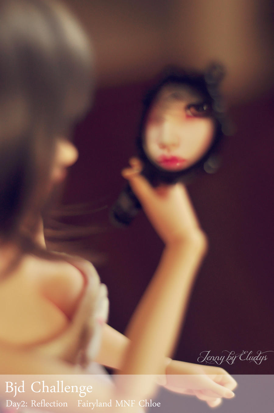 BJD Challenge - Day2: Reflection by Eludys