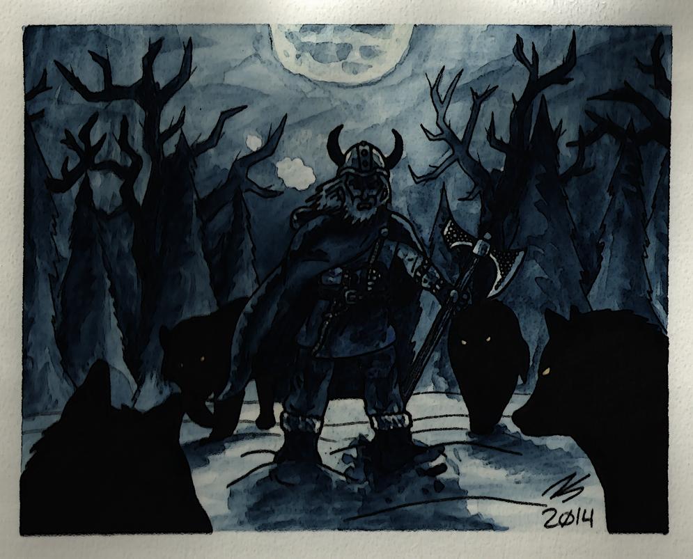 Paka, the Hero of Arlum by Zamisk