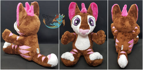 Ches Plush by Abundance-Of-Fluff
