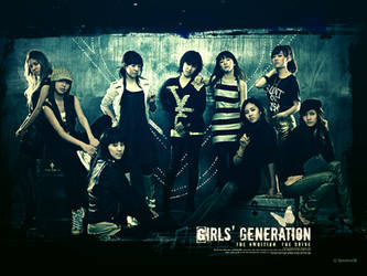 Girls' Generation - Arena by spazmatikster