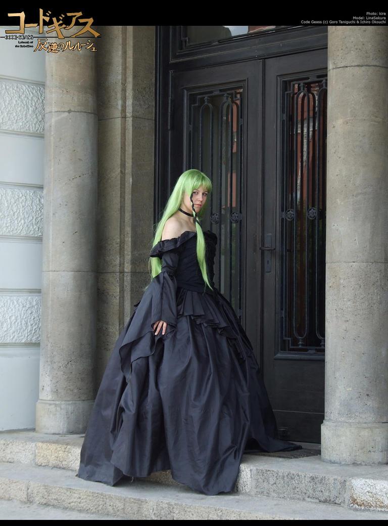 CosPlay: Dark princess by linasakura
