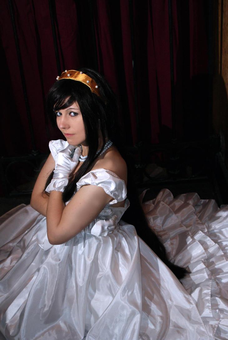 CosPlay: Vampire by linasakura