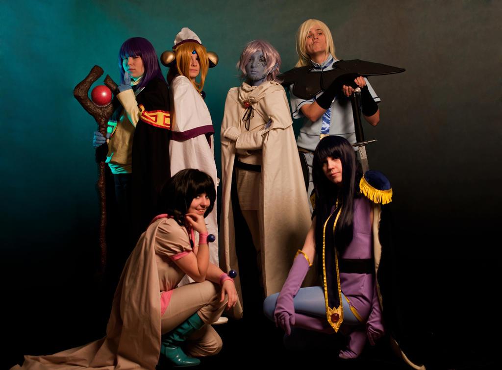 CosPlay: Slayers by linasakura
