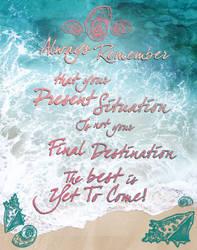 Not your final destination