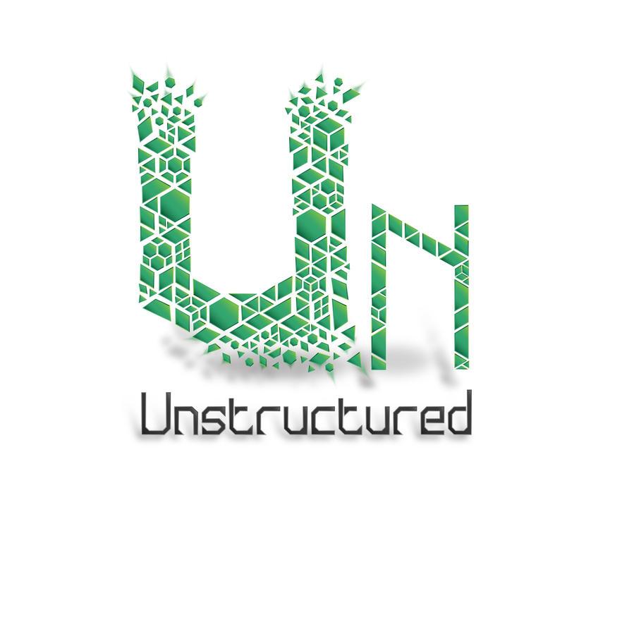 Unstructured Data Logo by WallHaxx