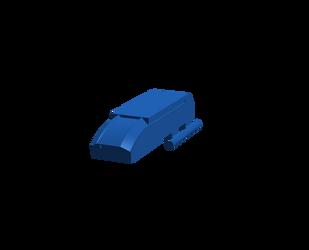Federation One NCC-000 by DalekOfBorg