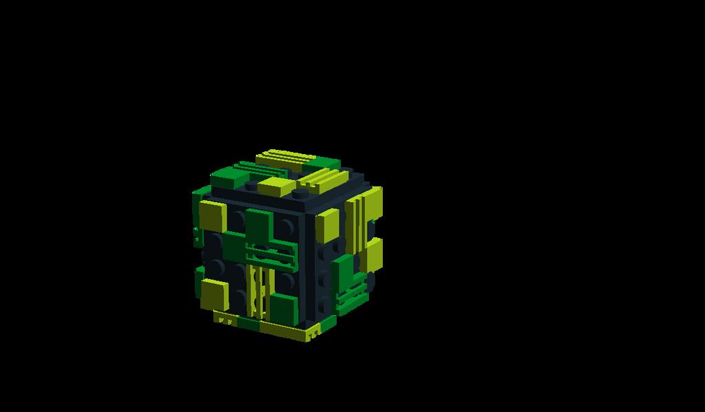 Borg MicroCube by DalekOfBorg