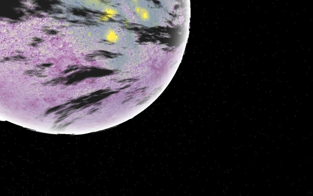 Psychedelic Planet Stock by DalekOfBorg