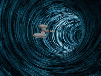 Through the Wormhole by DalekOfBorg