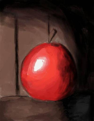 dark fruit by piomie