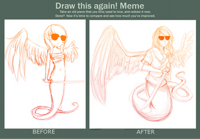 another improvement meme by bunniebabe