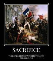 SACRIFICE by acfierro