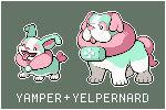Yamper + Yelpernard