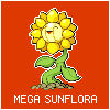 Mega Sunflora