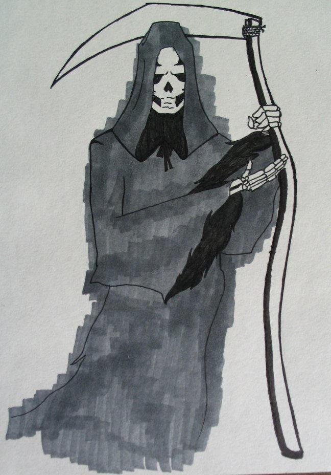 Uncertain Death by MichaelBeckett