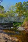 Water Under the Bridge Stock