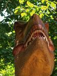 T-Rex Head Stock by Things0fMagic