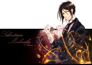 Sebastian Michaelis Signature by S-Lyanne