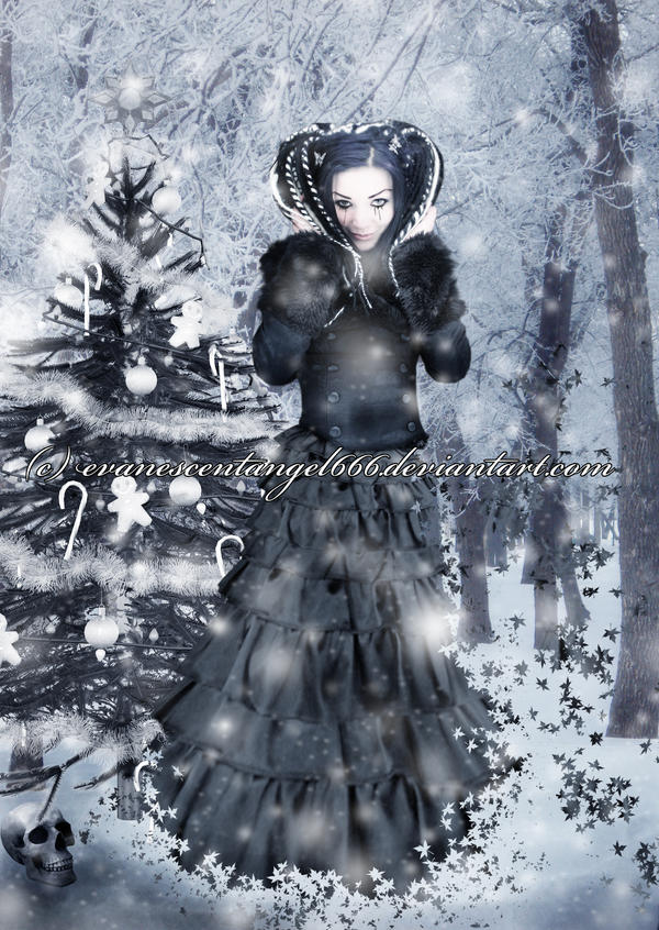 Dark Christmas by EvanescentAngel666