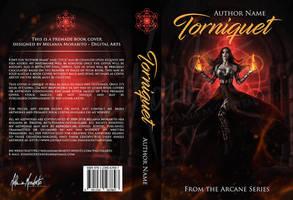 Torniquet - Premade Book Cover