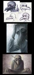 Personatges Novela Grafica by Colivenc