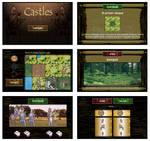 Castles by Colivenc