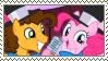 CheesePie Stamp #2 by DemonKaizoku
