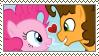 CheesePie Stamp by DemonKaizoku