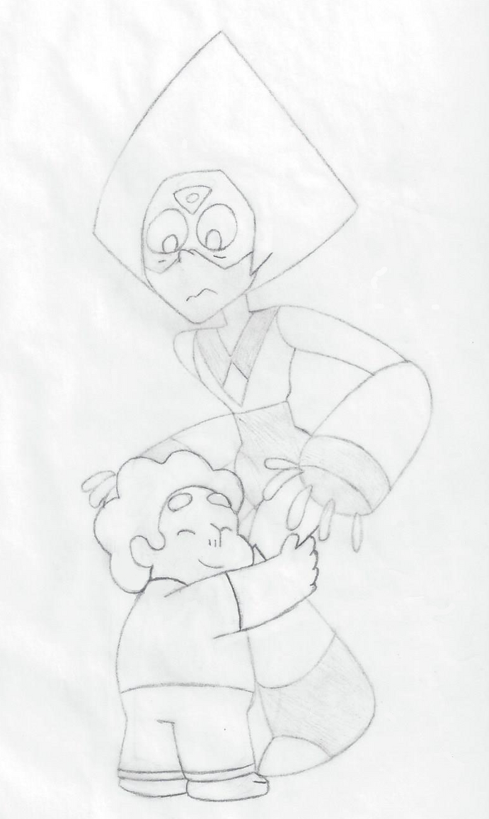 :WIP: Steven Universe - It's Hug Time by DemonKaizoku