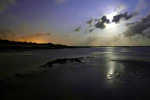 Ile de Re at dawn