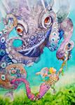 Mermaid of the Barents Sea by Ellofayne