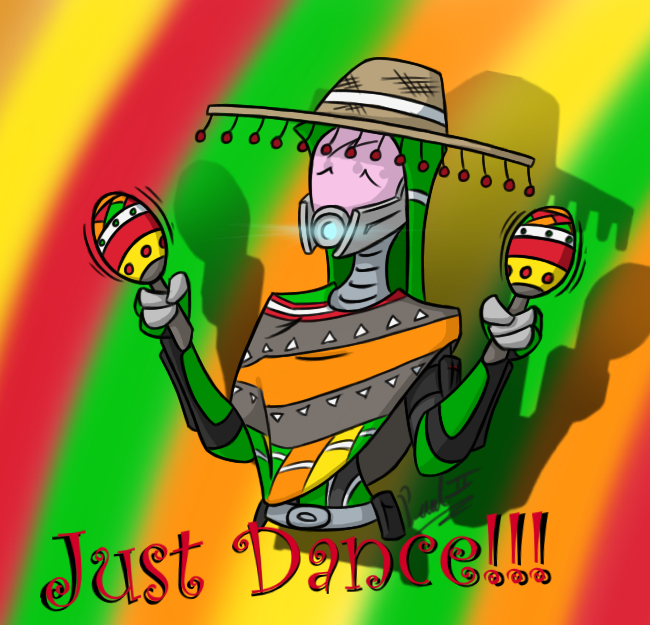 Fiesta Quarian by fakefrogs