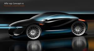 Alfa 149 Concept Car V2