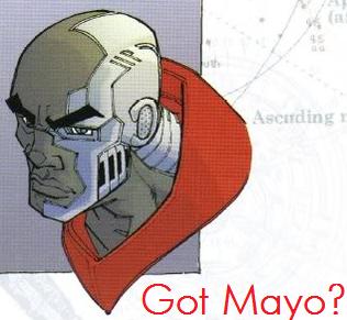 Got Mayo? by FluffyKnight