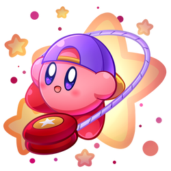 Yo-yo! by MegaBuster182