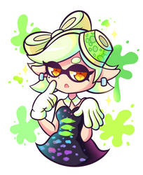 Marie by MegaBuster182