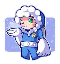 Iceman by MegaBuster182