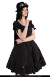 STOCK PNG - Gothic Steampunk Lolita