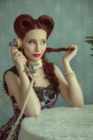 Morning Call by LienSkullova