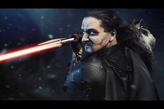 Star Wars: Sith Taskmaster by LienSkullova