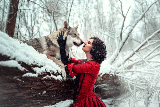 Red Riding Hood #4