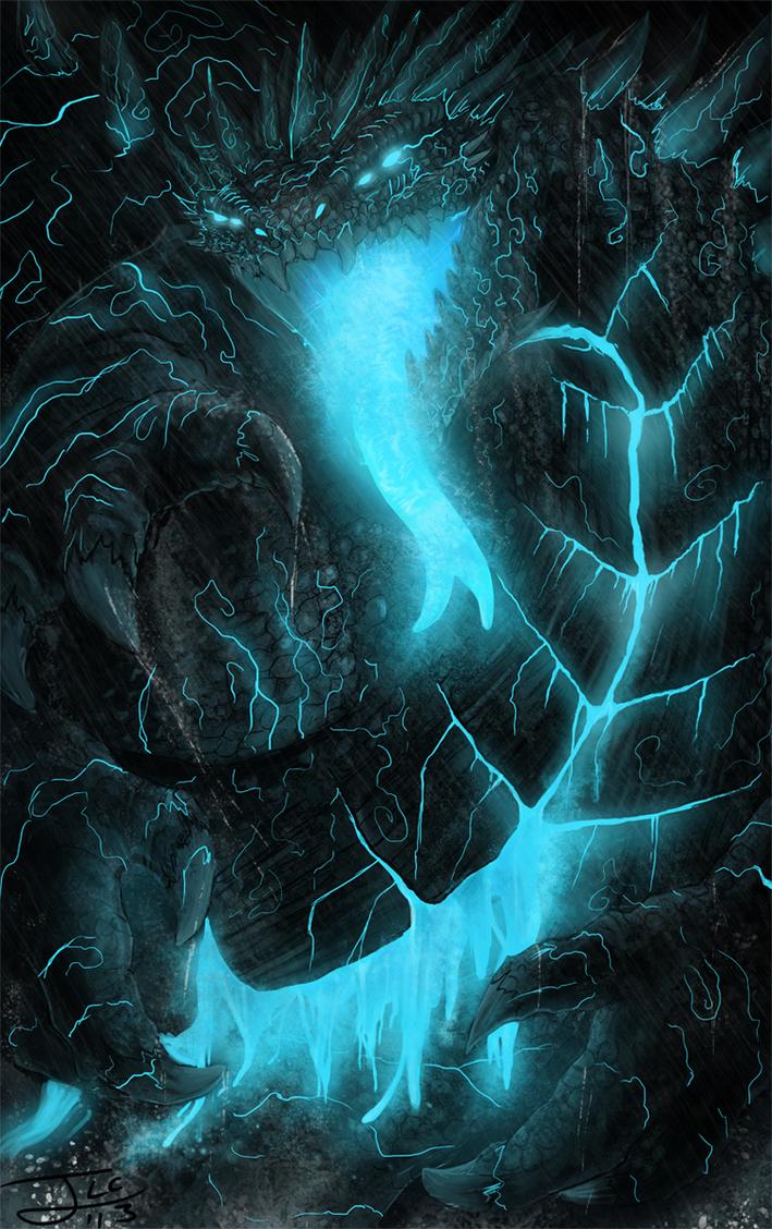 Kaiju - Category 6 by JemLeigh on DeviantArt Pacific Rim Kaiju Category 7