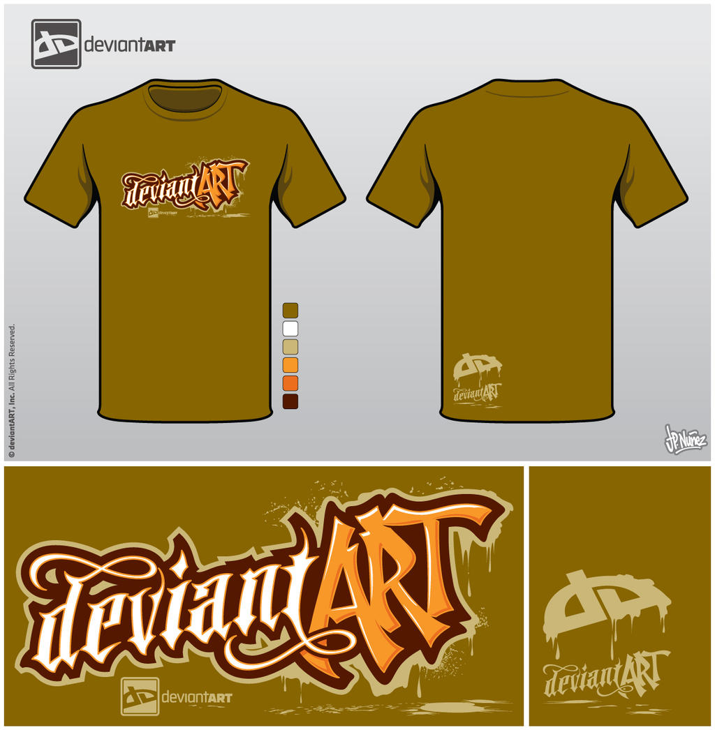 Devious Attitude Brown by jpnunezdesigns