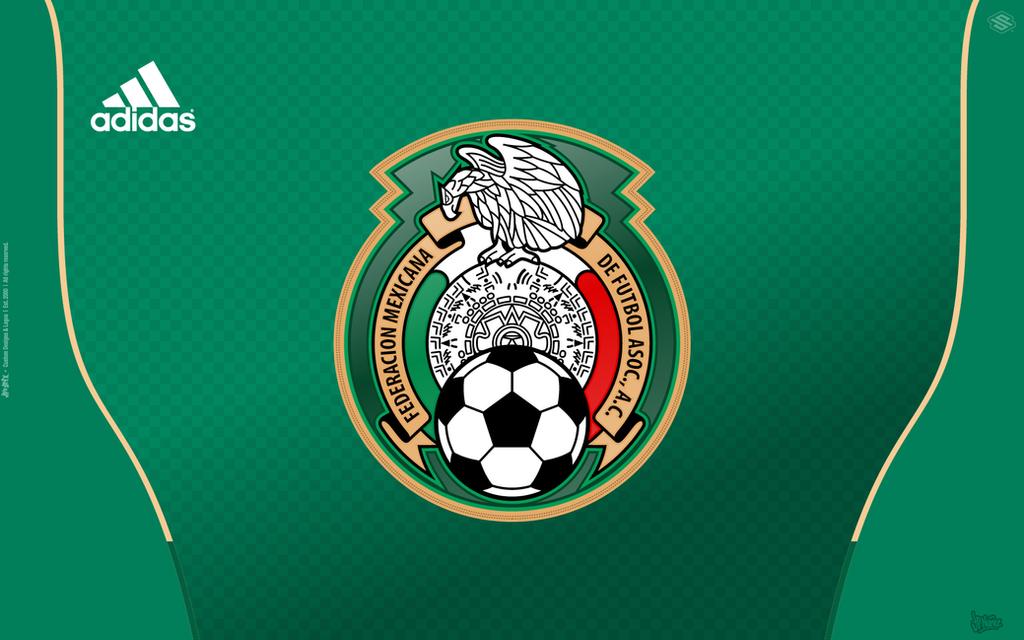 Mexico Soccer by jpnunezdesigns