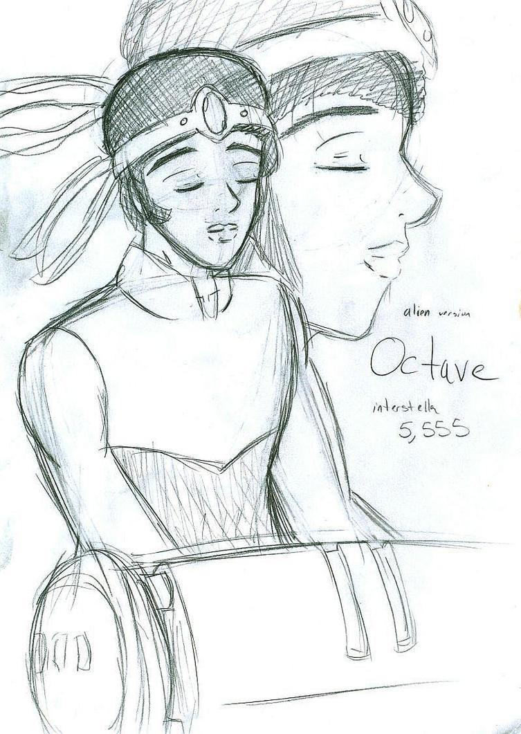 Octave -Interstella 5,555- by Kimi-KoxKitsune on DeviantArt