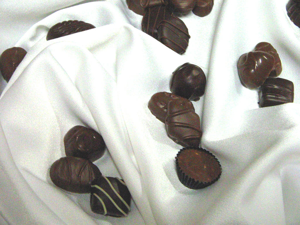 Chocolate by ironychan