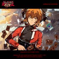 Yu-Gi-Oh! GX (Quarto Grado edition, cover art)